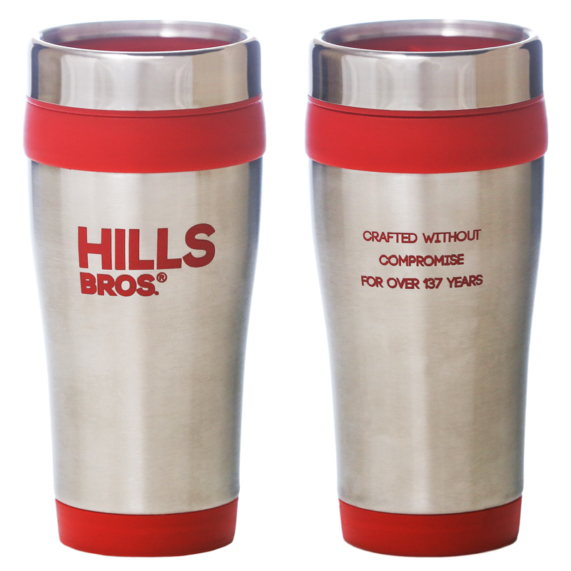 Hills Bros. Thermal Coffee Cups