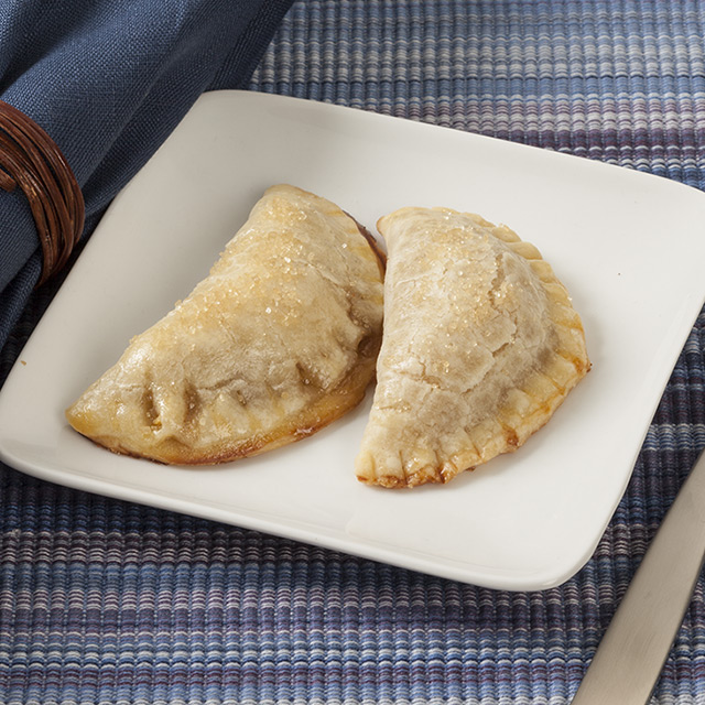English Toffee Cappuccino Apple Turnovers
