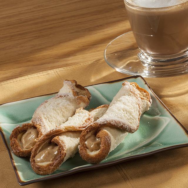 French Vanilla Cappuccino Toasties